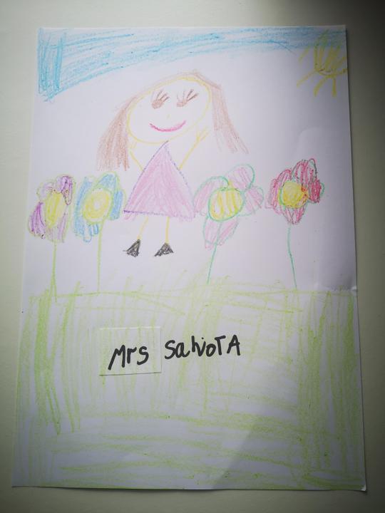 It looks just like Mrs Sahota!