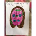 Phoebe'sPicasso art