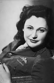 Nancy Wake WWII Hero