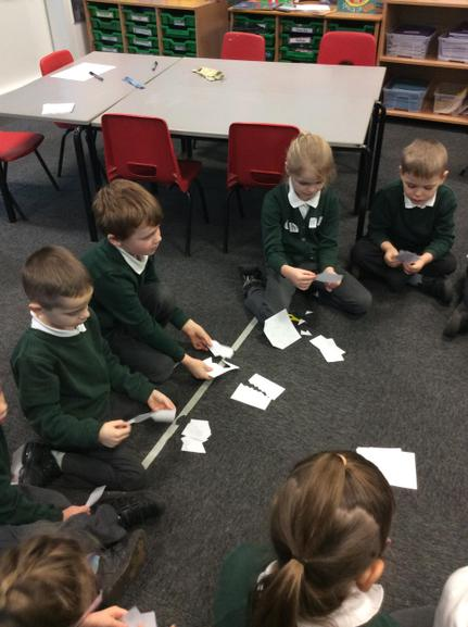 DIscussing 'whole' and 'parts'