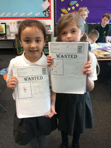 Creating Pirate Wanted Posters