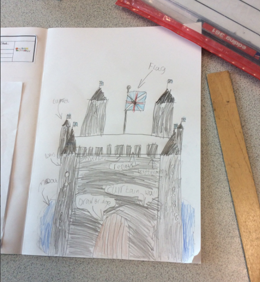 Here is another design from our Design and Technology topic.