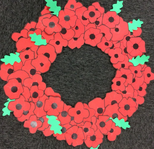 Our Remembrance Wreath