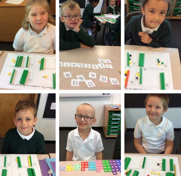 Partitioning Numbers in Different Ways