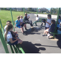 Developing skills in Outdoor and Adventurous P.E.