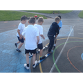 Working as a team in Outdoor and Adventurous P.E.
