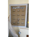 Our Birthday Display