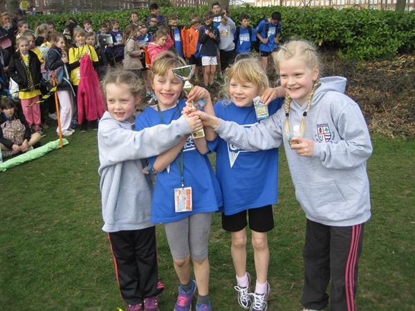 West Yorkshire School Games WINNERS!