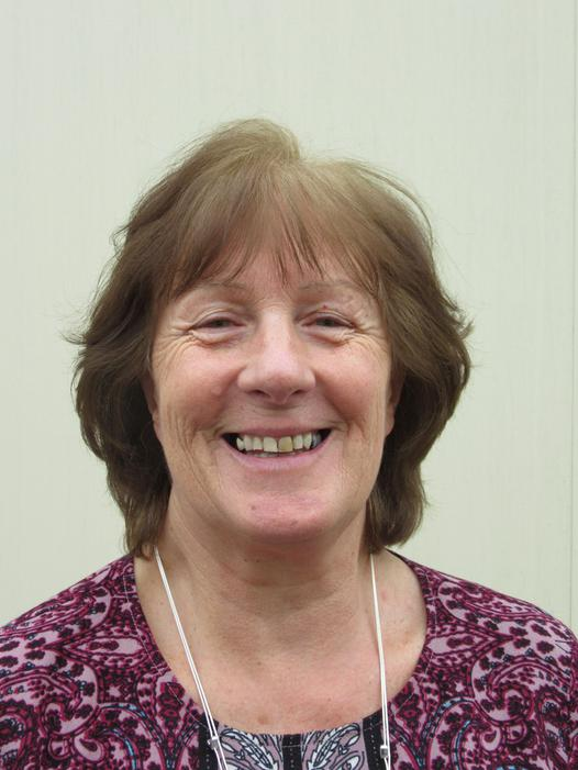 Mrs Newbury Admin Assistant