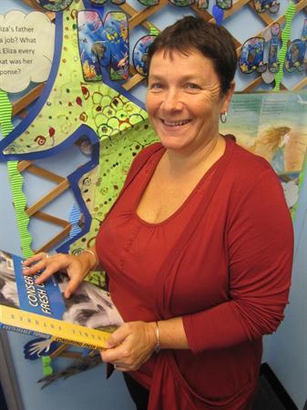 Mrs. Beasley Joint Headteacher