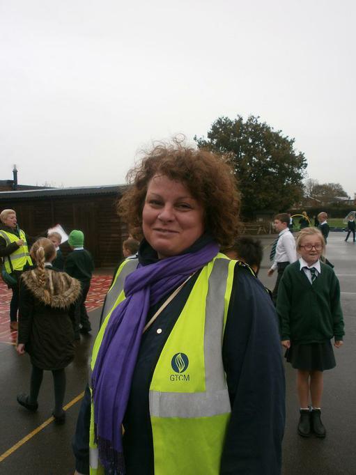 Mrs Hayter Midday Supervisor