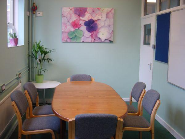 Special Educational Needs Meeting Room
