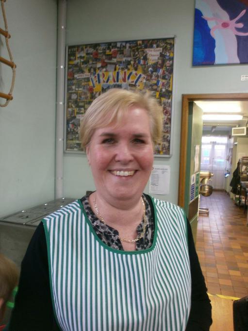 Mrs. Igglesden Midday Supervisor