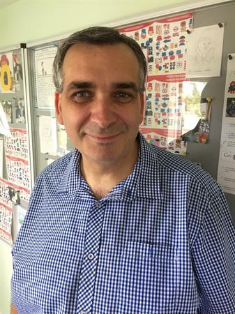 Mr. Bunn Premises Manager & Teaching Assistant