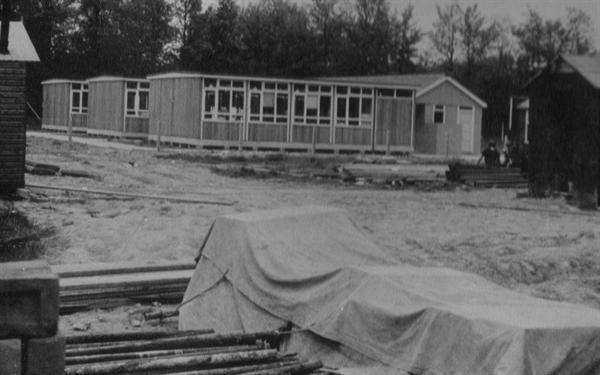 school in January 1958