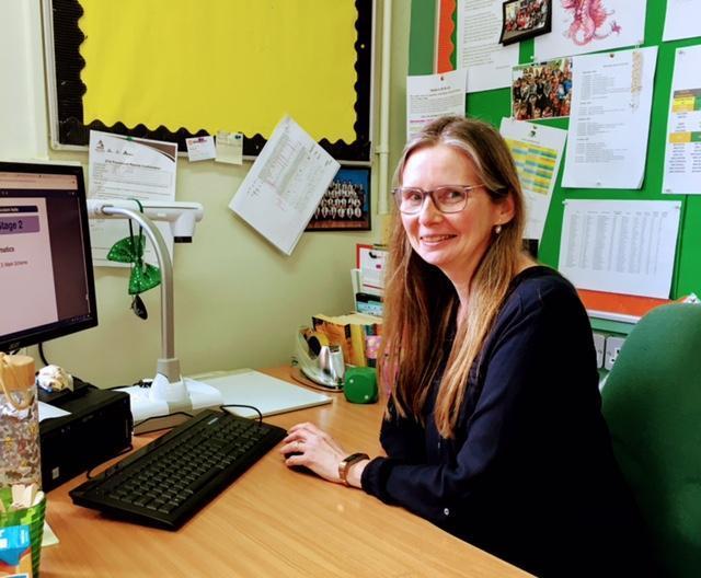 Mrs Elliott - Yr 6 Maths Teacher