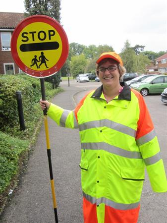 Mrs. Bunn Road Crossing Patrol