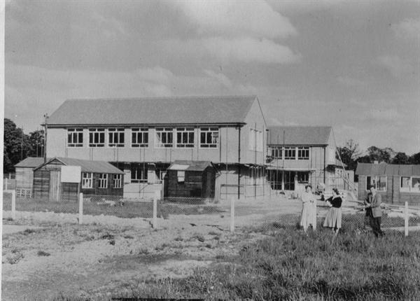 school june 1958