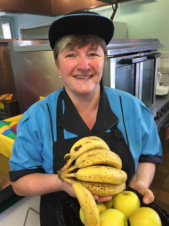Mrs. Hammond Catering Assistant