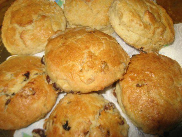 Some delicious scones