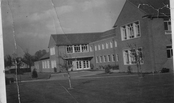 the school in the 60's