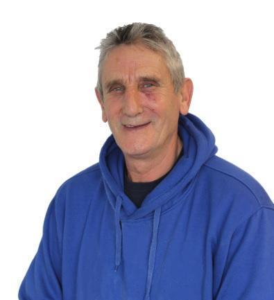 Paul Gorman – Premises Manager