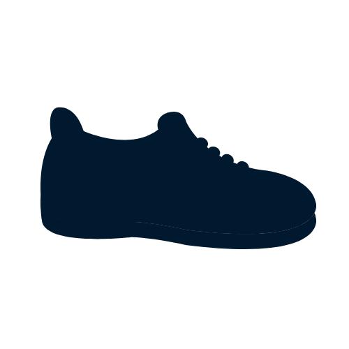 Black Trainers/ Plimsolls