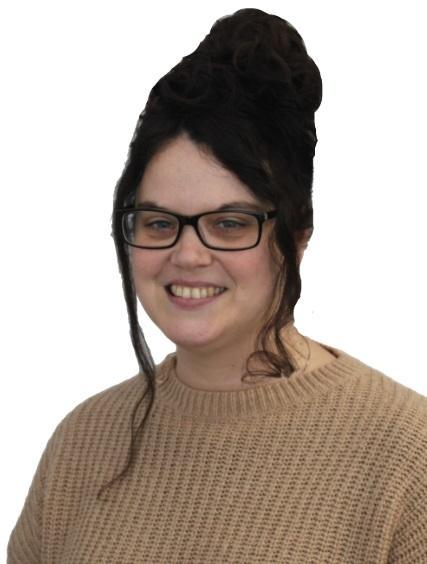 Hollie Adam  – Lunch and Play Supervisor