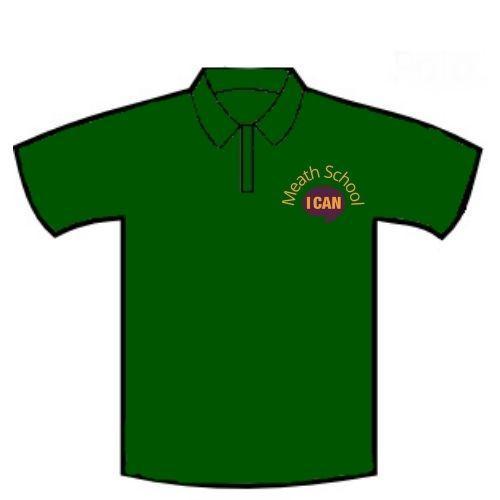 Green Polo Shirt - £8.50