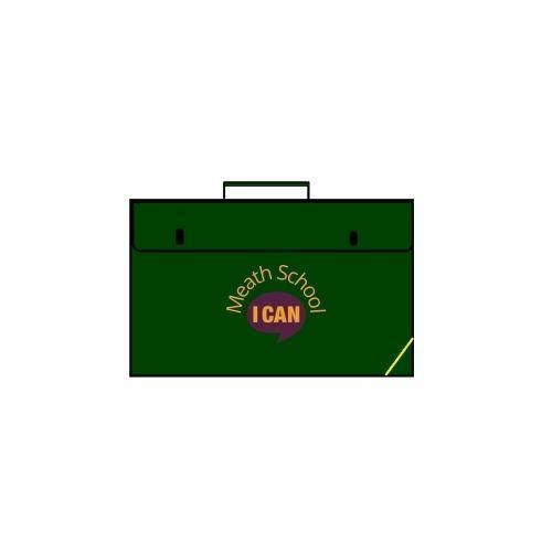 Green Book Bag - £6.00