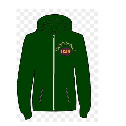 Green Reversible Showerproof Jacket - £16.50