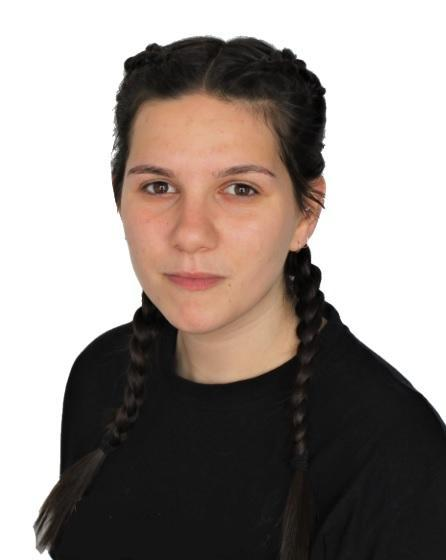 Ella Hamilton – Residential Childcare Officer