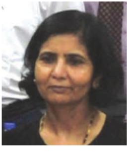 Kalpana Patil Governor