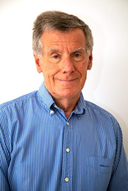 Ian Newman Governor
