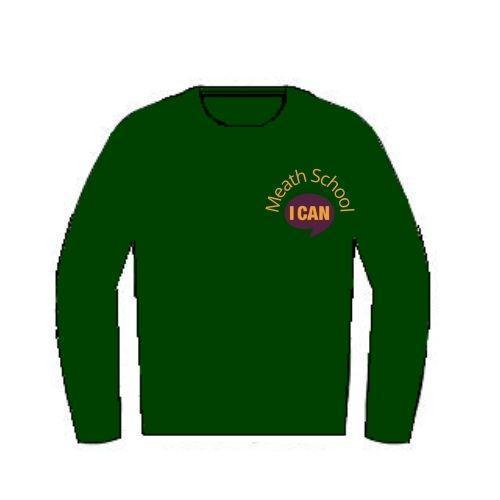 Green Sweatshirt - £9.50