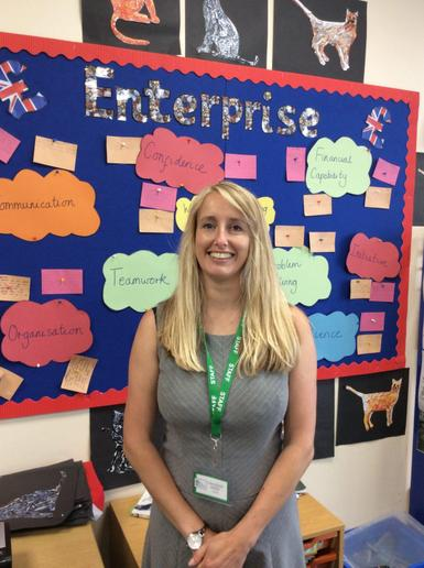Oak Class: Mrs Cherylynn Millar