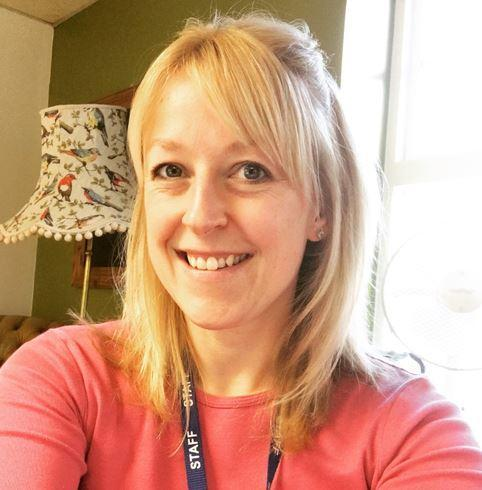 Deputy Head - Mrs Sarah Niner