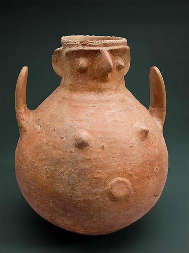 Terracotta face pot from Troy, c. 2550–1750BC