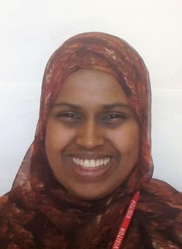 Miss Abdiaziz - Autism Education Trust level 2