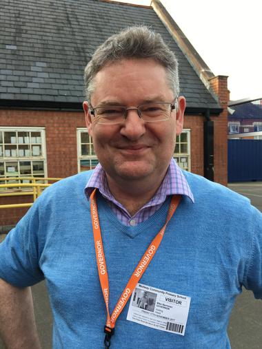 Micheal Berriman - Chair of Governors/Safeguarding