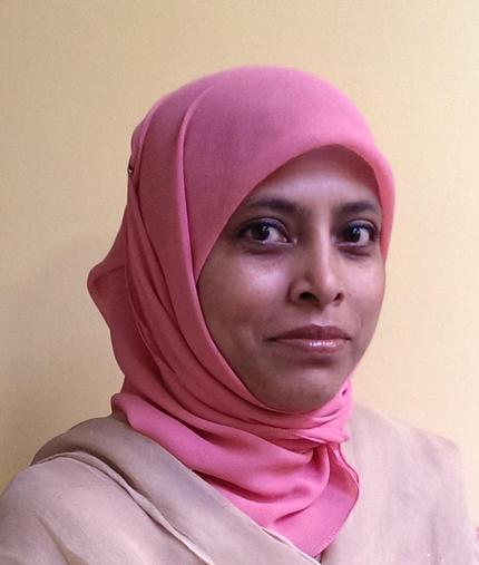 Mrs Ahmed - SEND TA