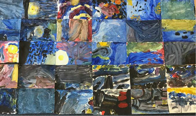 Collage by Year 2