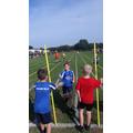 Year 3 Boys' relay