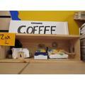 Zak's coffee box house