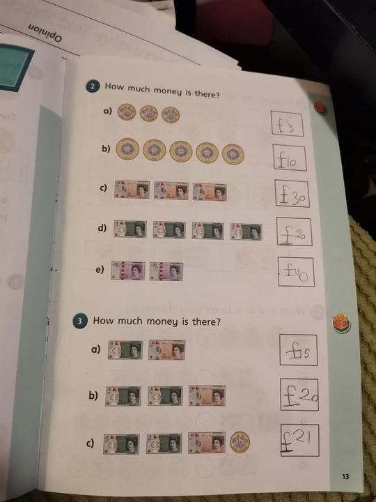 Maya's maths 9.2.21