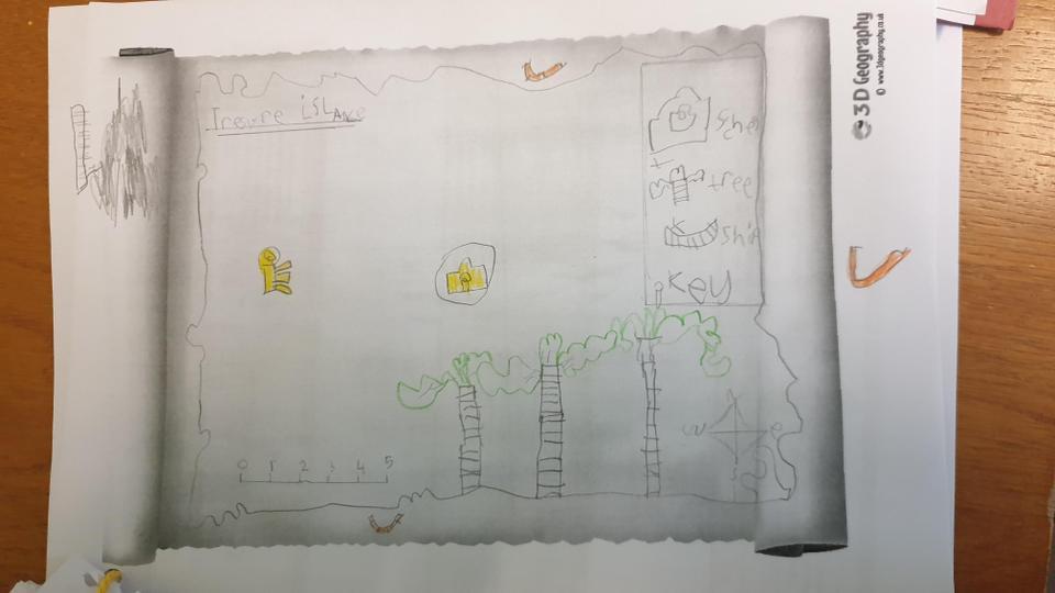 Simon's Treasure map 18.1.21
