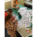 Dressing up and being busy for Children in Need