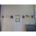 Class 4's work, part 1