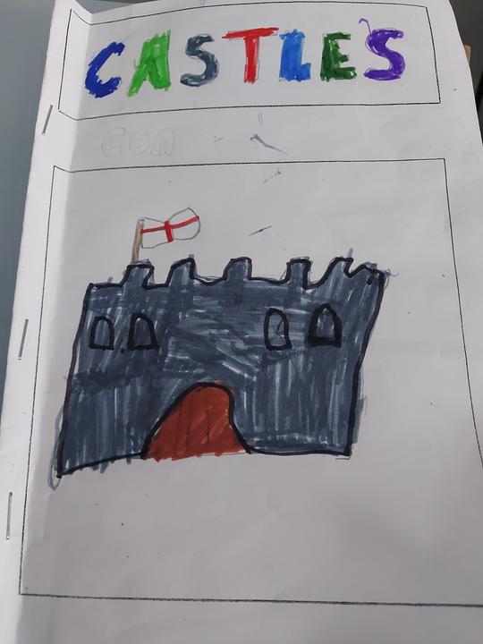 Leslie's Castle booklet