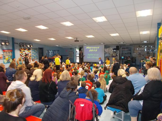 Inspirations & Aspirations Assembly